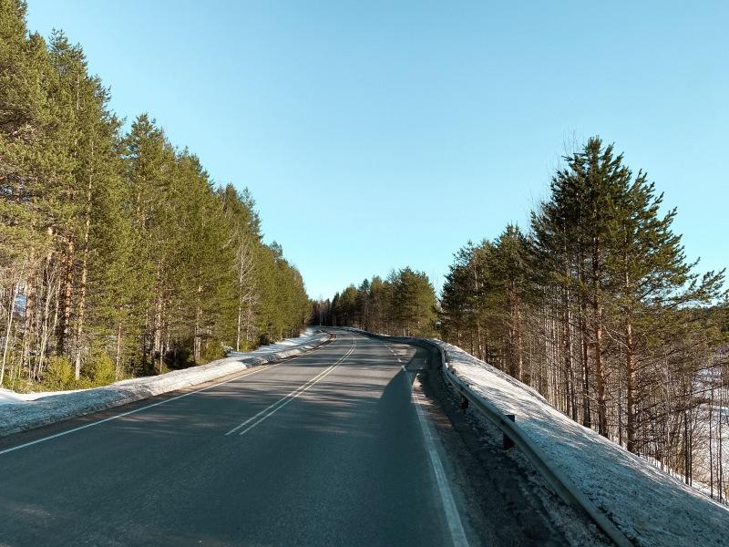 samochodem do Finlandii